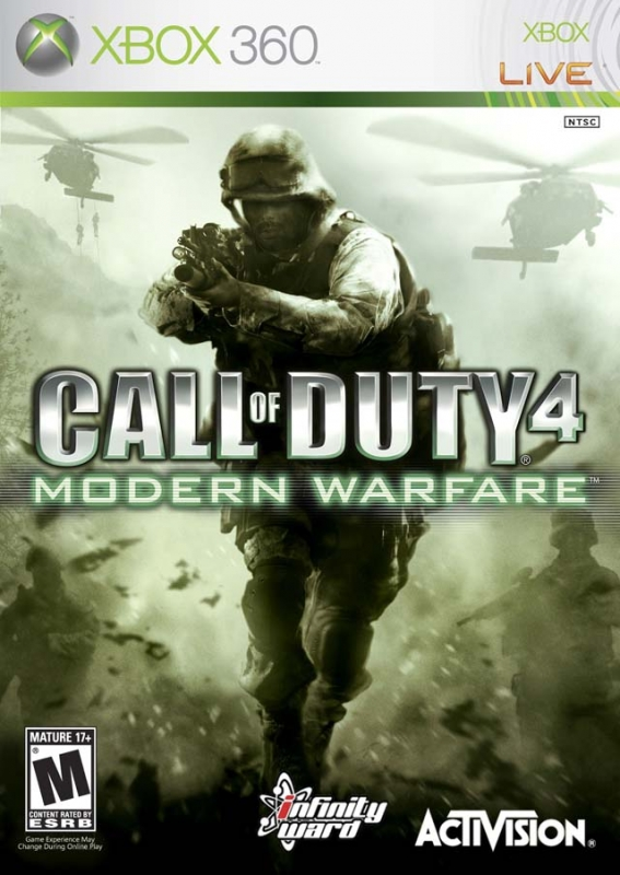 Call of Duty 4: Modern Warfare [Gamewise]