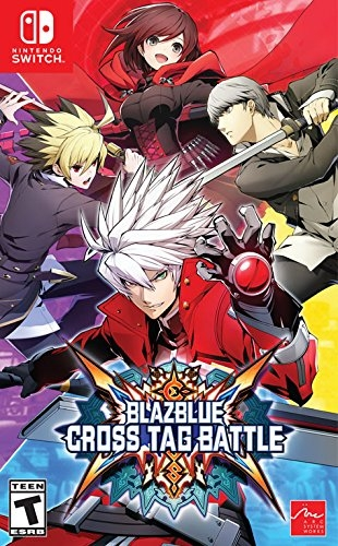 Gamewise BlazBlue: Cross Tag Battle Wiki Guide, Walkthrough and Cheats