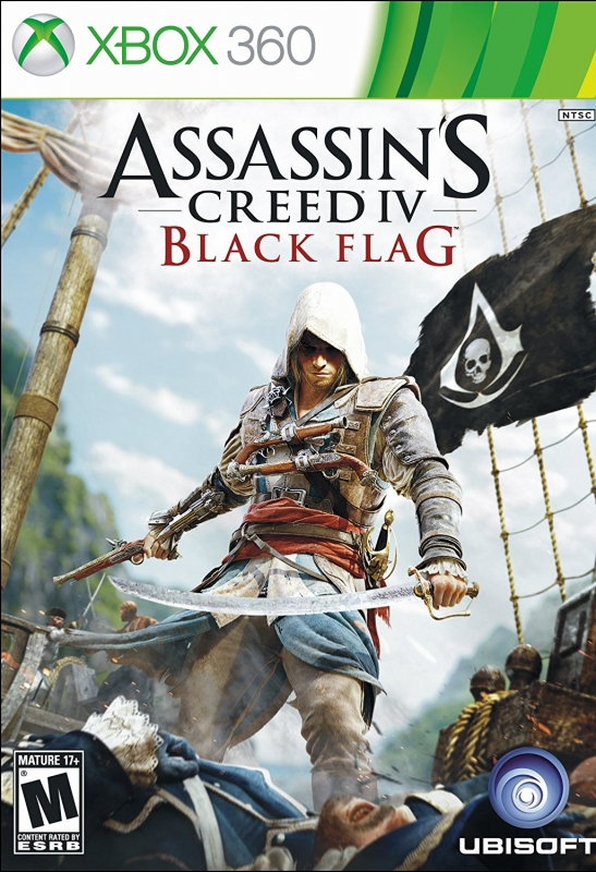 Assassin's Creed IV: Black Flag on X360 - Gamewise