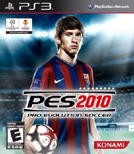 Pro Evolution Soccer 2010 for PS3 Walkthrough, FAQs and Guide on Gamewise.co