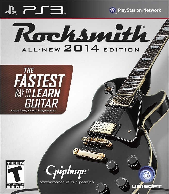 Rocksmith 2014 for PS3 Walkthrough, FAQs and Guide on Gamewise.co