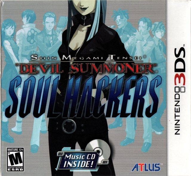 Devil Summoner: Soul Hackers Release Date - 3DS