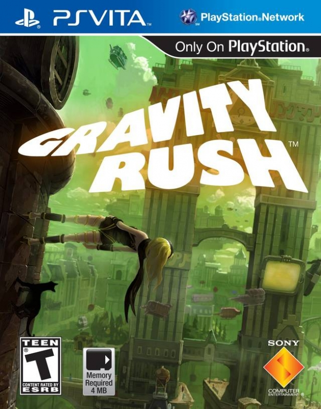 Gravity Rush | Gamewise