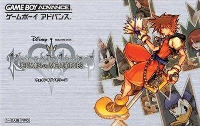 Kingdom Hearts: Chain of Memories on GBA - Gamewise
