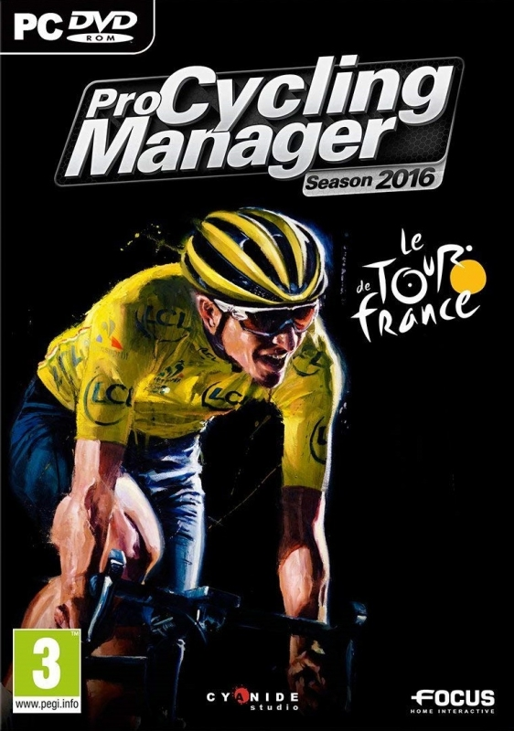 Gamewise Pro Cycling Manager 2016 Wiki Guide, Walkthrough and Cheats