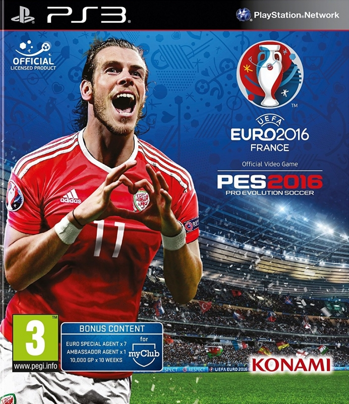 UEFA Euro 2016 for PS3 Walkthrough, FAQs and Guide on Gamewise.co