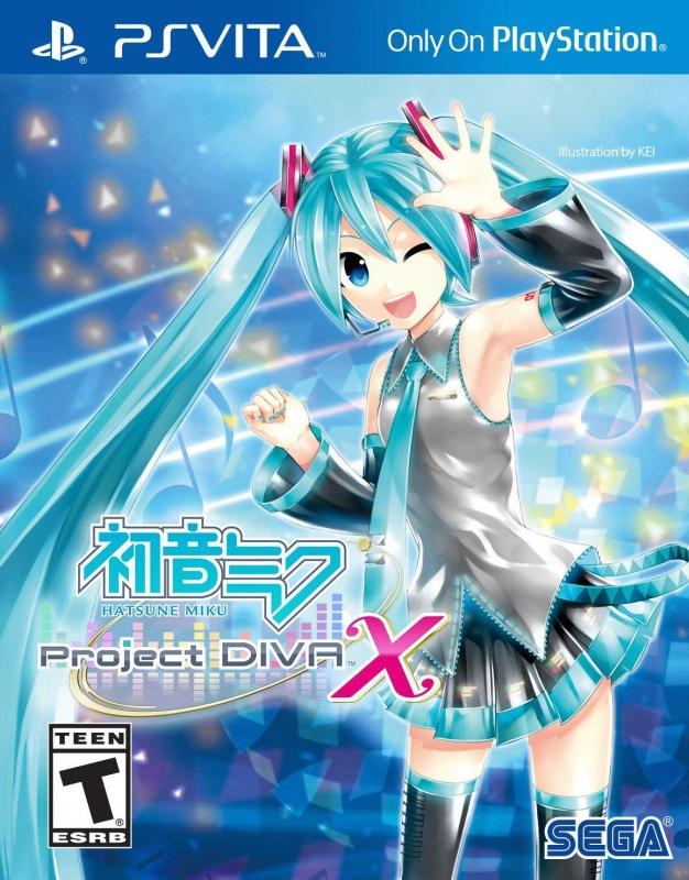 Hatsune Miku: Project Diva X [Gamewise]