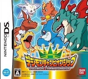 Digimon World Championship [Gamewise]