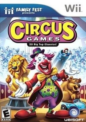 Family Fest Presents Circus Games for Wii Walkthrough, FAQs and Guide on Gamewise.co