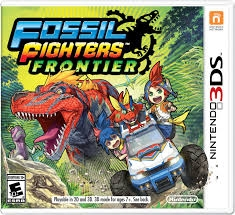 Fossil Fighters: Frontier Wiki - Gamewise