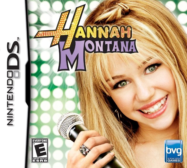 Hannah Montana on DS - Gamewise