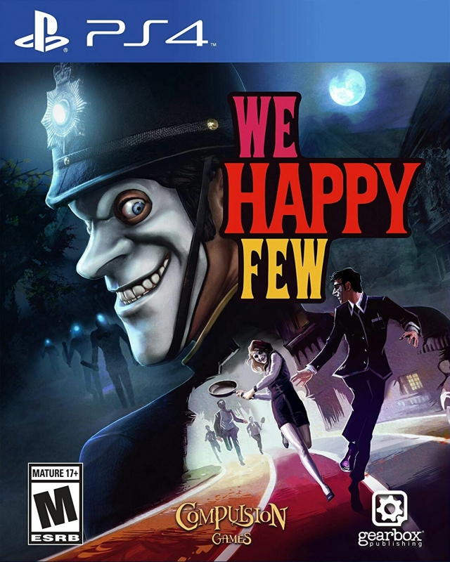 We Happy Few on PS4 - Gamewise