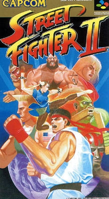 Street Fighter II: The World Warrior [Gamewise]