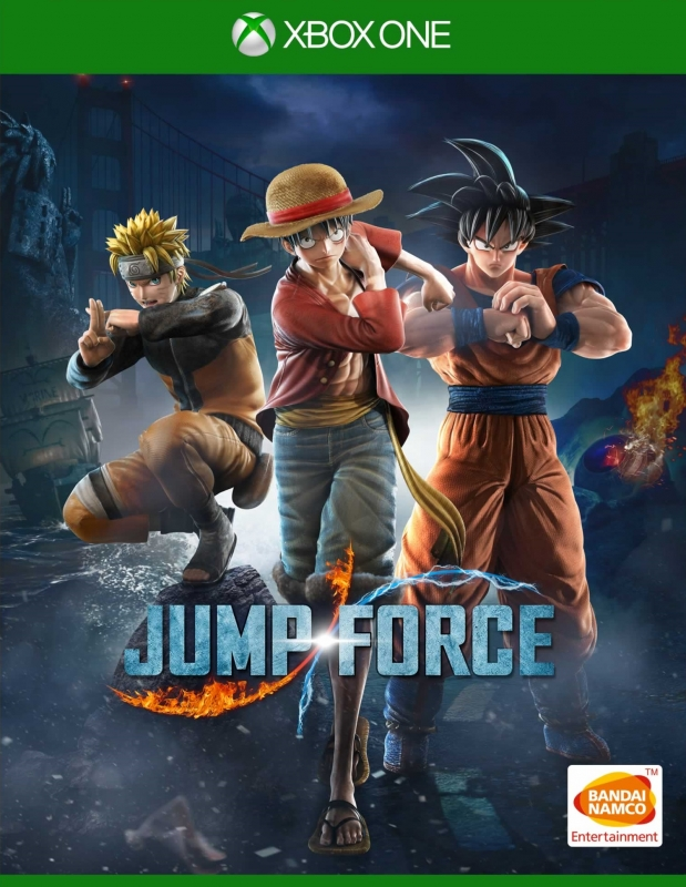 Gamewise Wiki for Jump Force (XOne)