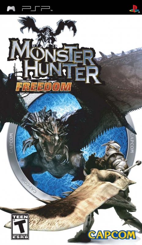 Monster Hunter Freedom on PSP - Gamewise