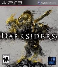 Darksiders on PS3 - Gamewise