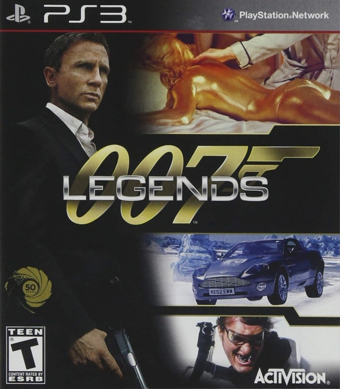 007 Legends Wiki on Gamewise.co