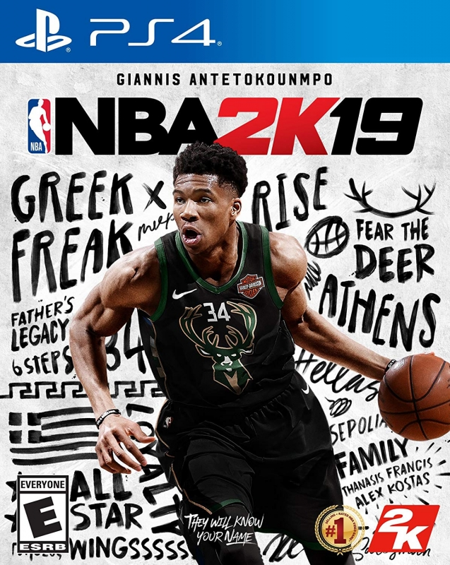 NBA 2K19 on PS4 - Gamewise