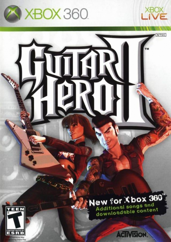 Guitar Hero II on X360 - Gamewise