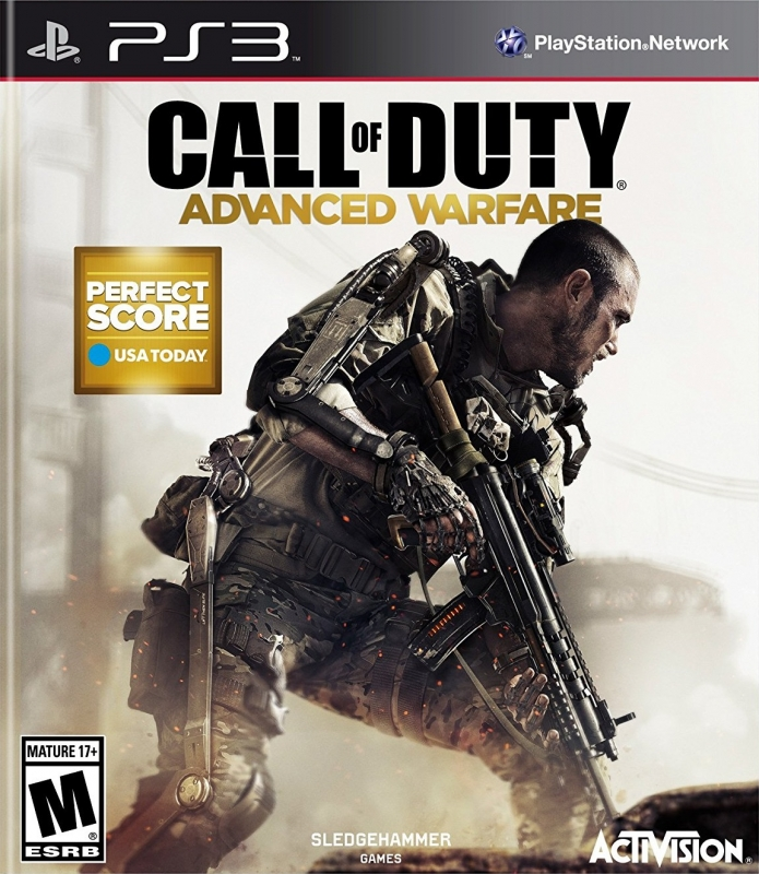 Call of Duty: Advanced Warfare on PS3 - Gamewise