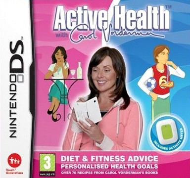 Active Health with Carol Vorderman [Gamewise]