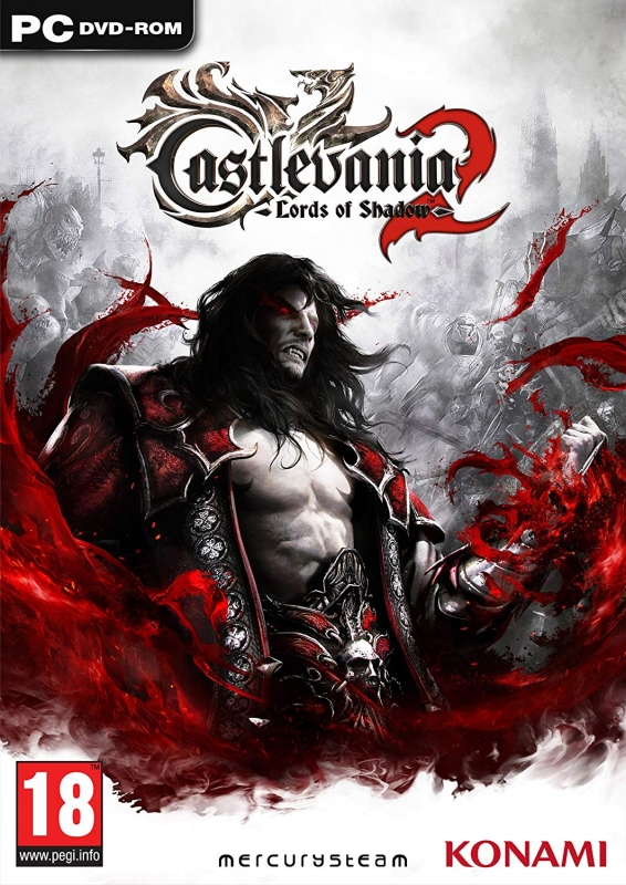 Castlevania: Lords of Shadow 2 for PC Walkthrough, FAQs and Guide on Gamewise.co