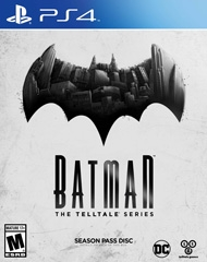 Batman: A Telltale Game Series on PS4 - Gamewise