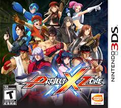 Project X Zone on 3DS - Gamewise