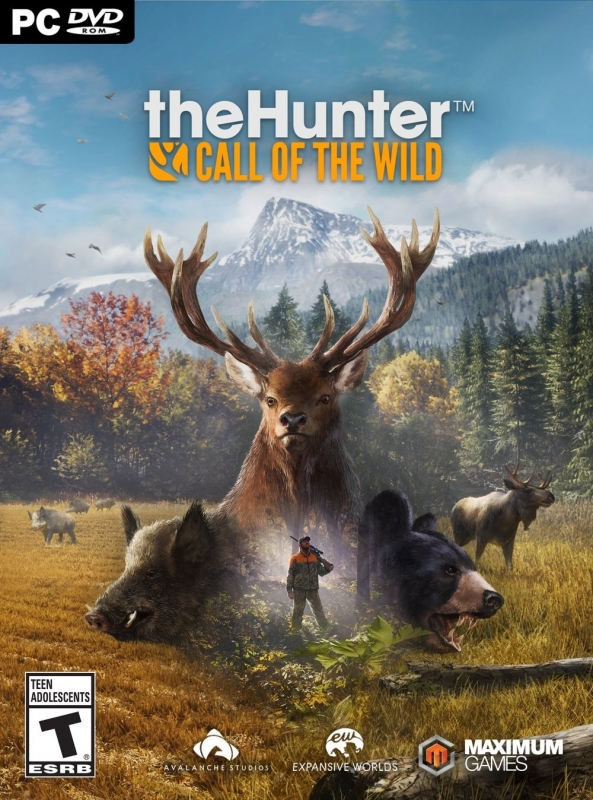 theHunter: Call of the Wild [Gamewise]