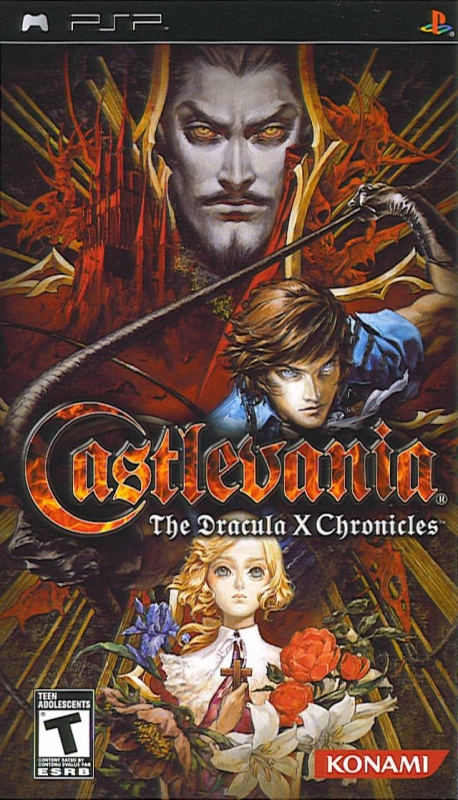 Castlevania: The Dracula X Chronicles Wiki - Gamewise