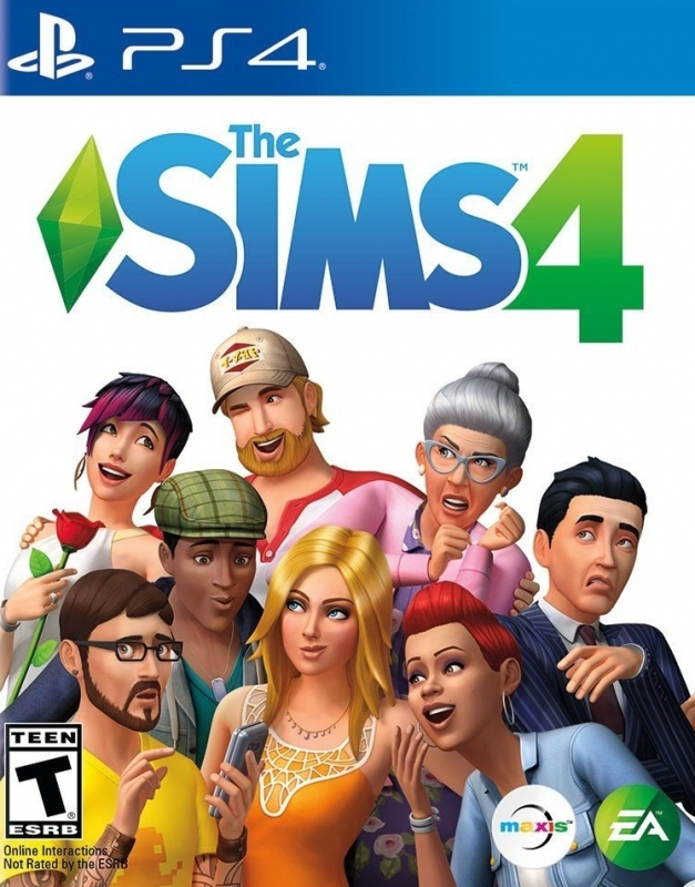 The Sims 4 on PS4 - Gamewise