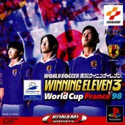 World Soccer Jikkyou Winning Eleven 3: World Cup France '98 [Gamewise]