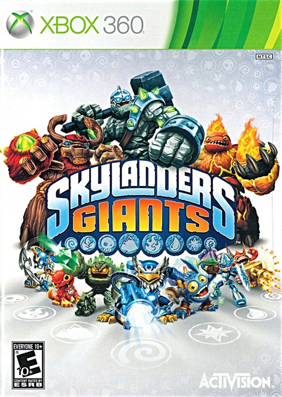 Gamewise Skylanders Giants Wiki Guide, Walkthrough and Cheats