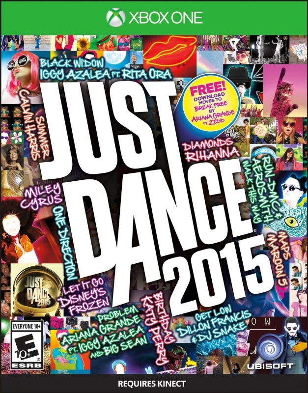 Just Dance 2015 for XOne Walkthrough, FAQs and Guide on Gamewise.co