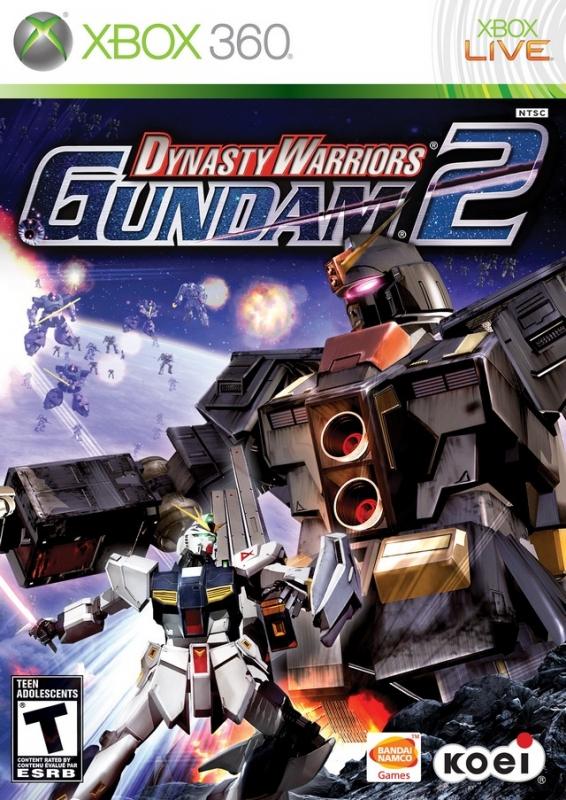 Gamewise Dynasty Warriors: Gundam 2 Wiki Guide, Walkthrough and Cheats