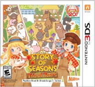Story of Seasons: Good Friends of the Three Villages for 3DS Walkthrough, FAQs and Guide on Gamewise.co
