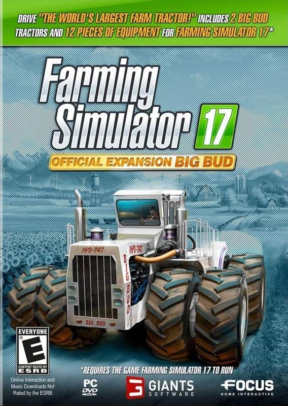 Gamewise Farming Simulator 17: Big Bud Wiki Guide, Walkthrough and Cheats