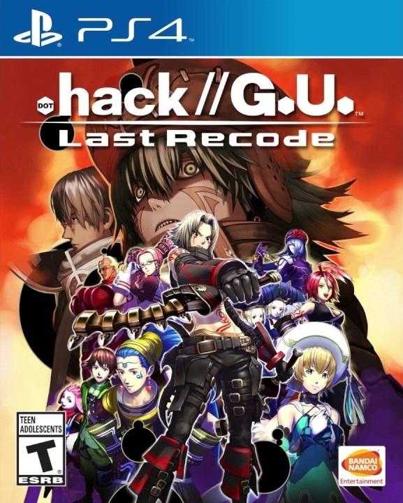 .hack//G.U. Last Recode Wiki - Gamewise