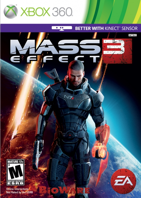 Mass Effect 3 (N7 Collector's Edition) [Gamewise]