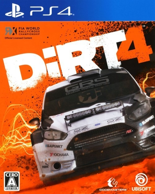 DiRT 4 [Gamewise]