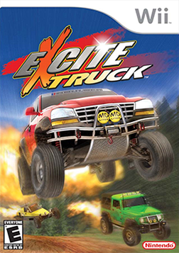 Excite Truck on Wii - Gamewise