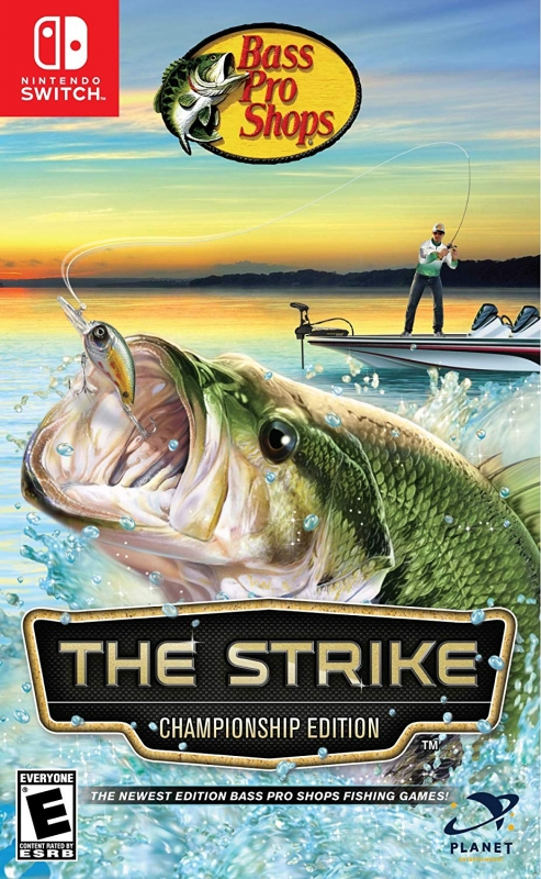 Bass Pro Shops: The Strike - Championship Edition for NS Walkthrough, FAQs and Guide on Gamewise.co