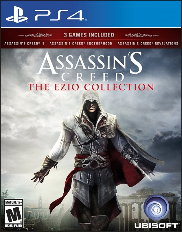 Assassin's Creed The Ezio Collection on PS4 - Gamewise