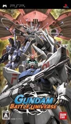 Gundam Battle Universe on PSP - Gamewise