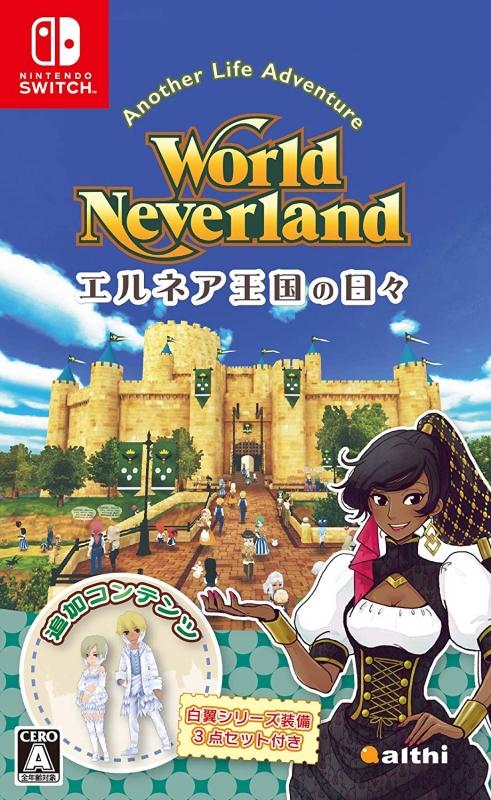WorldNeverland: Elnea Kingdom | Gamewise