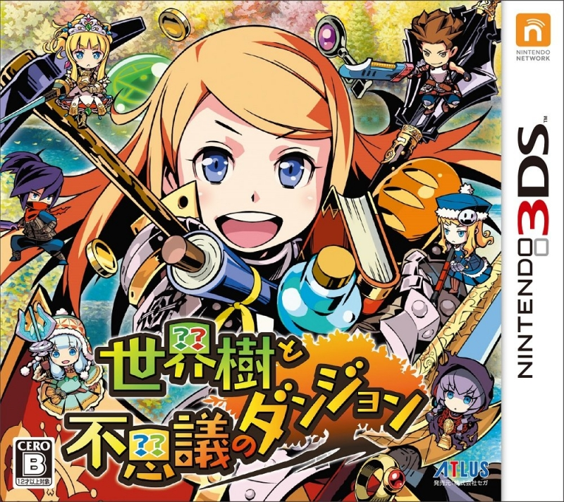 Gamewise Etrian Mystery Dungeon Wiki Guide, Walkthrough and Cheats