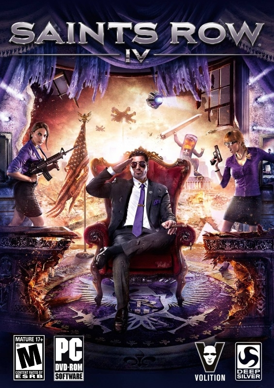 Saints Row IV on PC - Gamewise