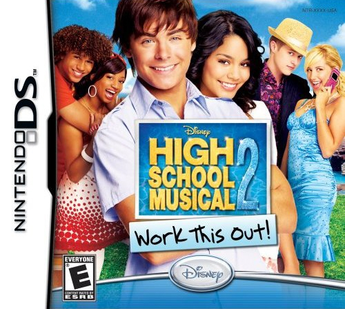 High School Musical 2: Work This Out! for DS Walkthrough, FAQs and Guide on Gamewise.co
