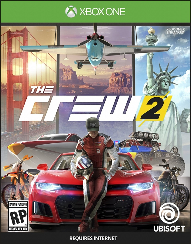 Gamewise Wiki for The Crew 2 (XOne)