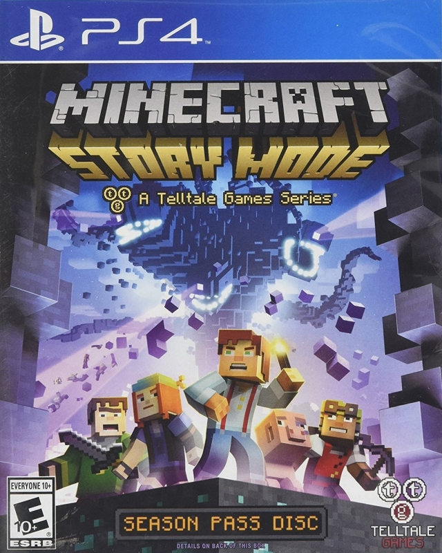 Minecraft: Story Mode on PS4 - Gamewise
